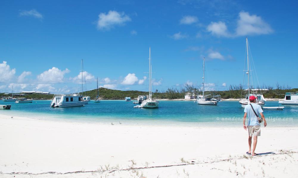 exuma stocking island bahamas