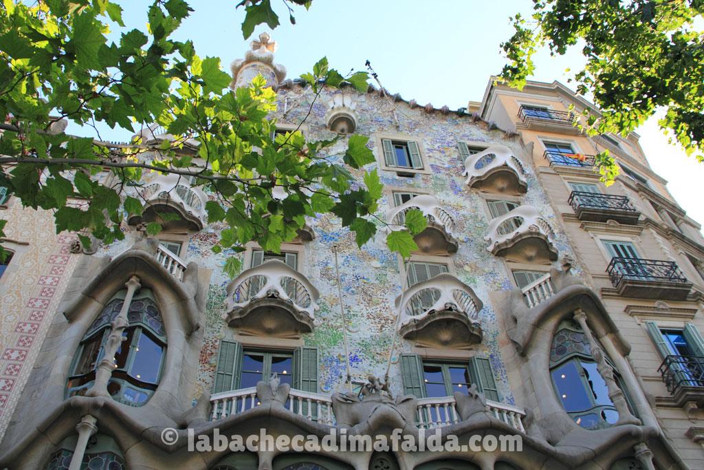 Casa Battlò- Barcellona