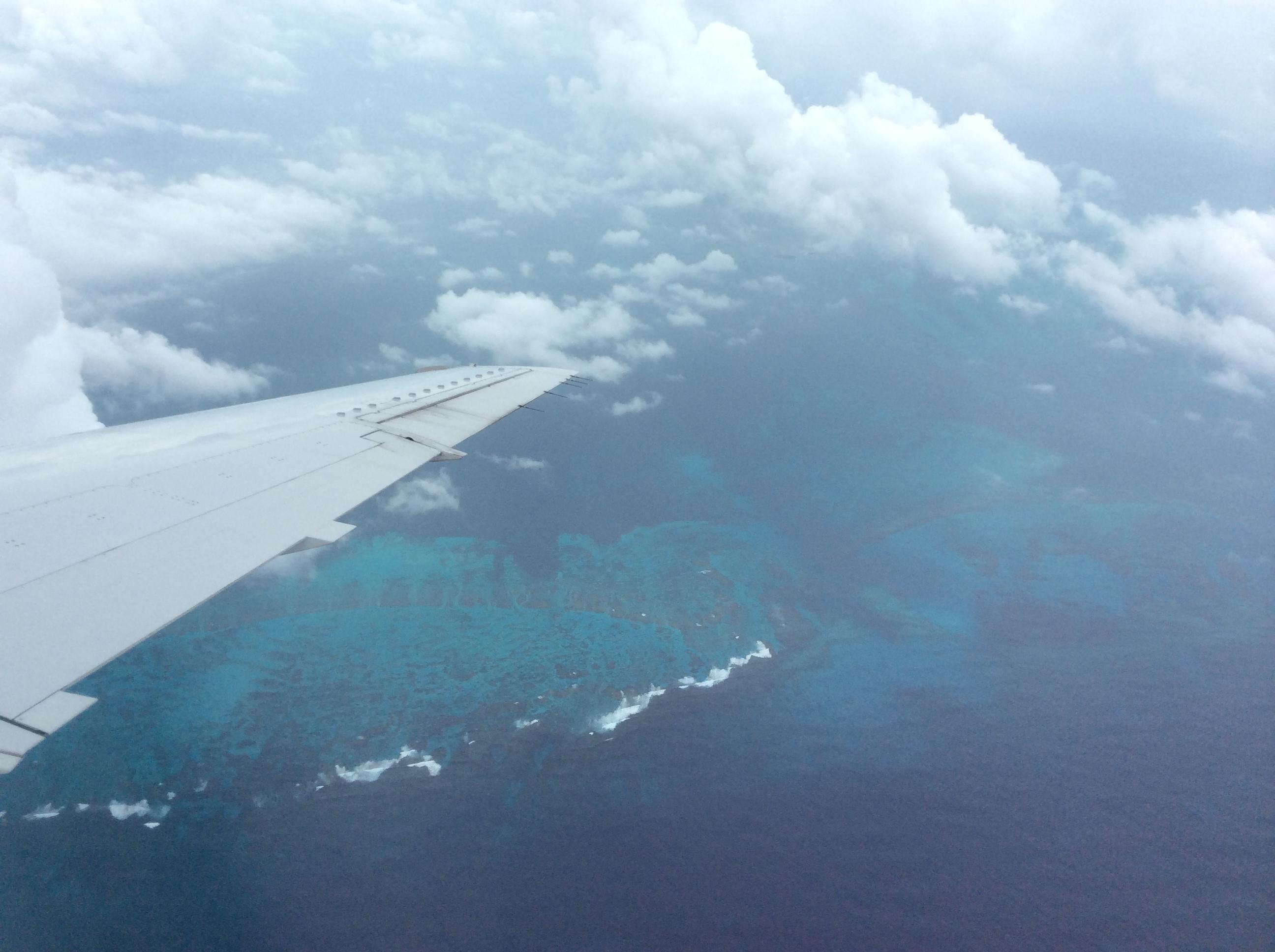 Volo bahamas