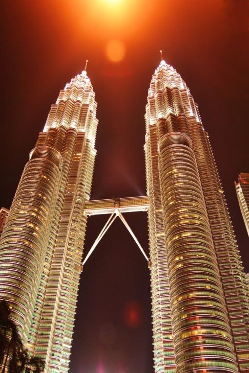 Petronas Towers, Kuala Lumpur - di Arianna e Luca Visentin