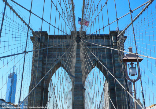 Ponte di Brooklyn - di Barbara Rossi