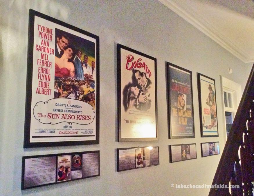 locandine film casa hemingway