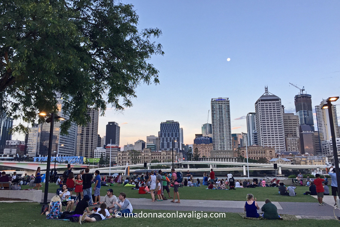 South Bank Brisbane Queensland