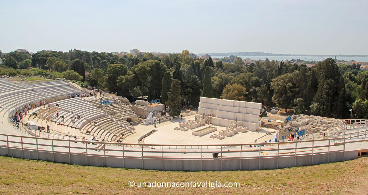 siracusa greek theatre