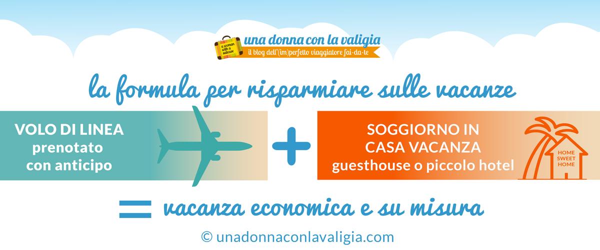 formula vacanze economiche low cost