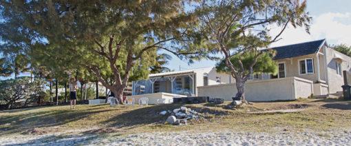 casa sulla spiaggia mauritius