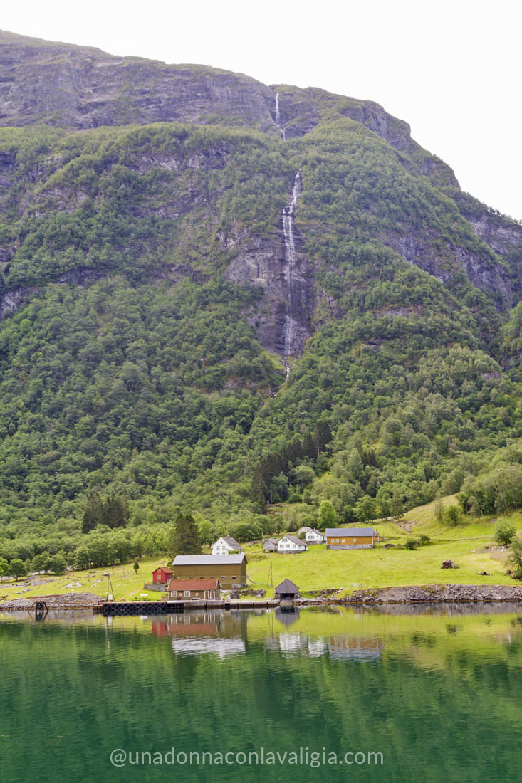 Sognefjiord cruise Norway