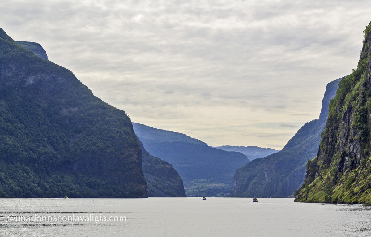 Sognefjord cruise Norway