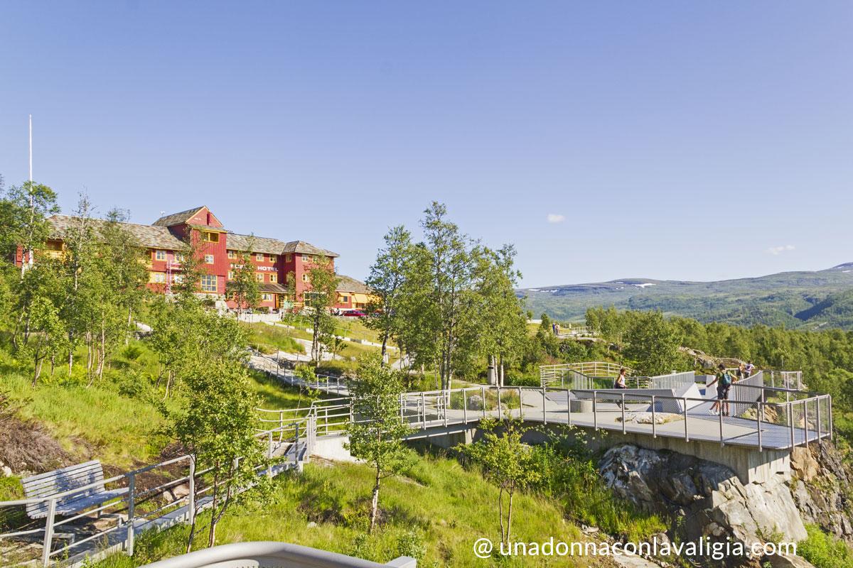 fossli hotel norvegia