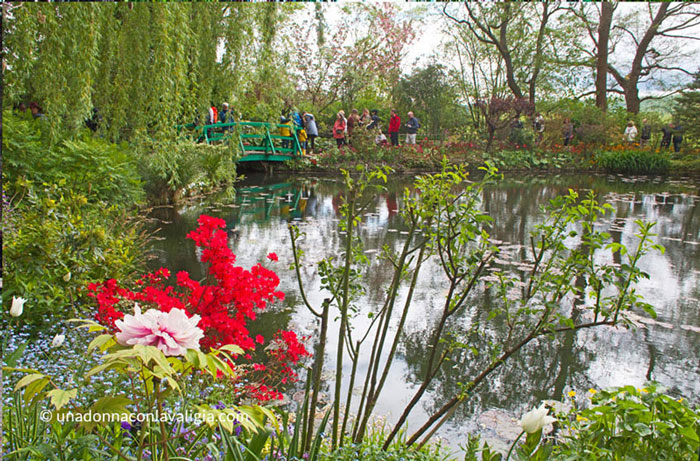 ninfee casa monet giverny