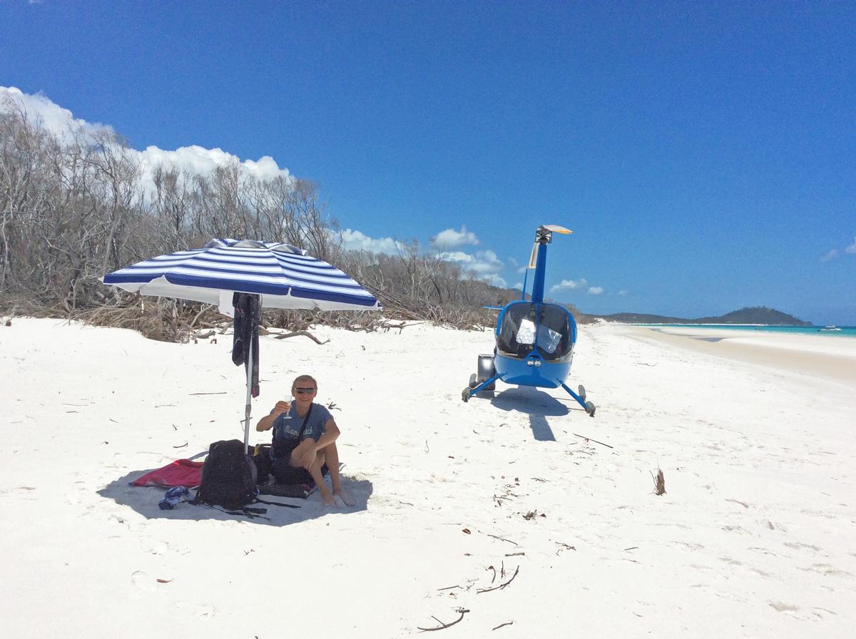 natale spiaggia